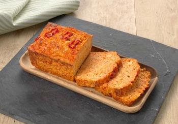 Rode paprika cake